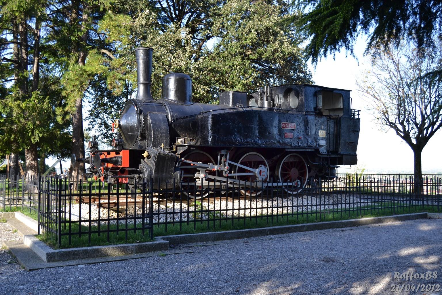 Locomotiva del Castello di Brescia