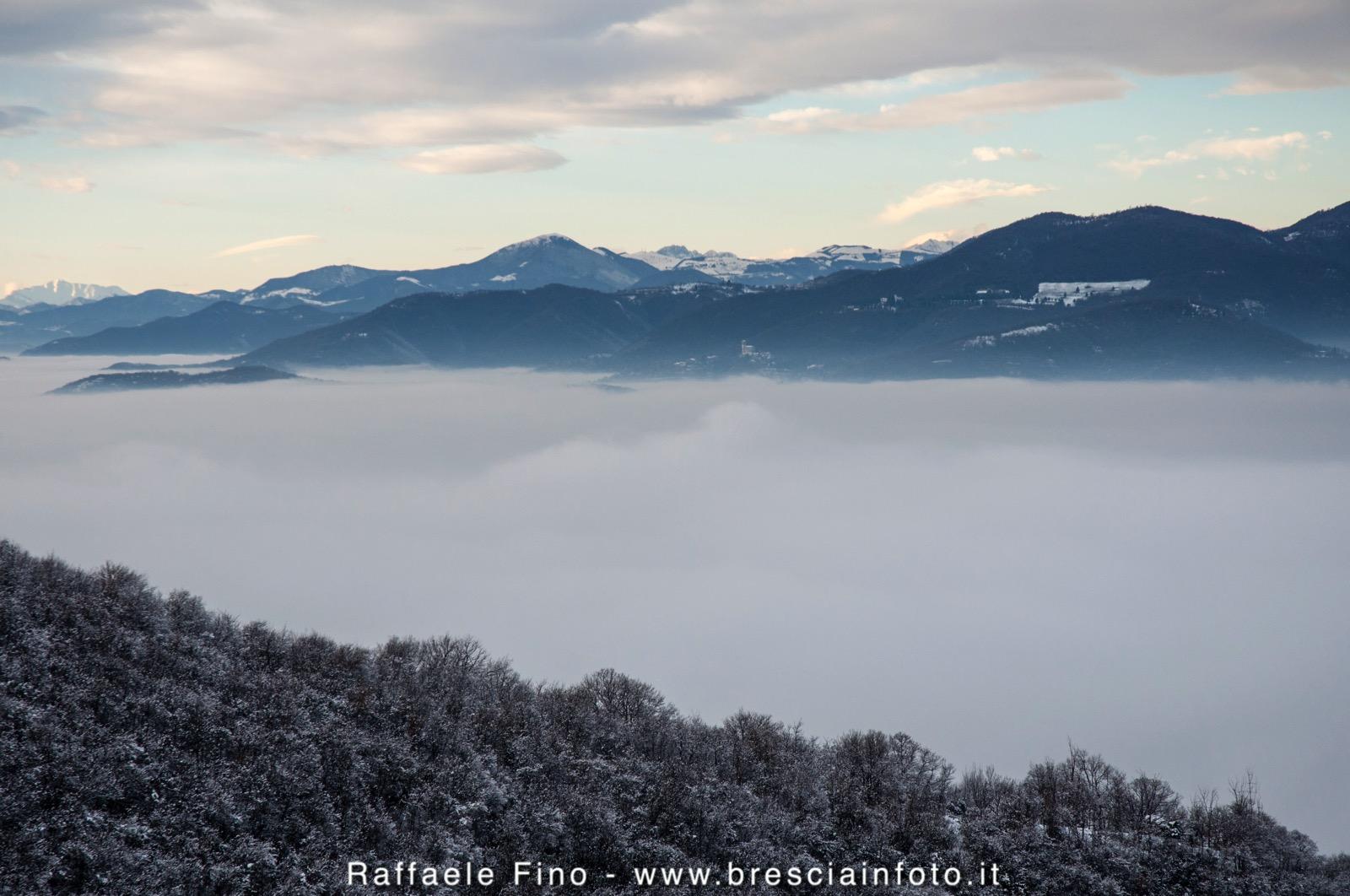 Nebbia da San Gottardo