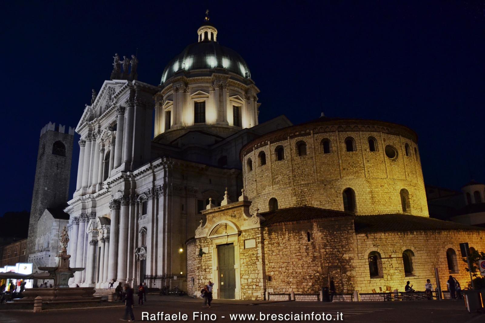 Piazza del Duomo, Brescia