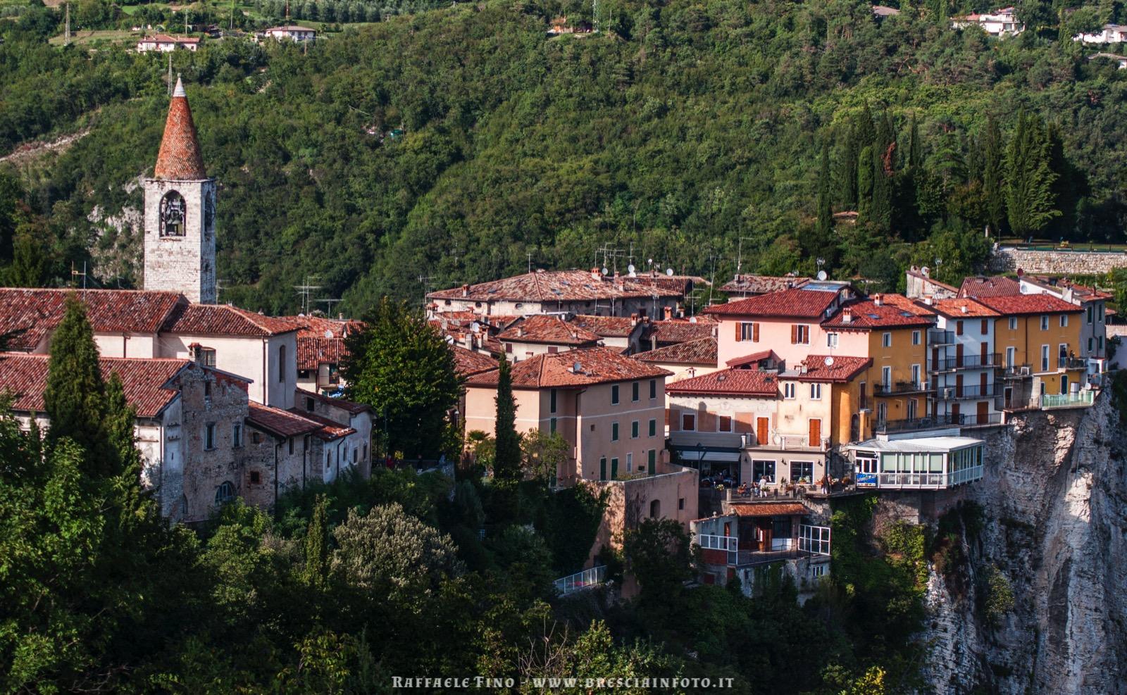 Terrazza del brivido a Tremosine - Brescia In Foto